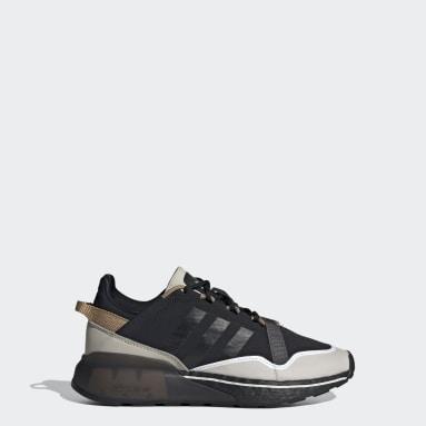Kids Originals Black ZX 2K Boost Pure Shoes