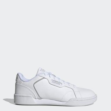 Tenis Roguera Blanco Hombre Essentials