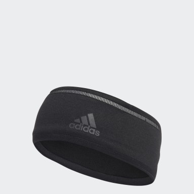Volleyball COLD.RDY Running Training Stirnband Schwarz