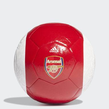 Pallone Home Club Arsenal FC Rosso Calcio