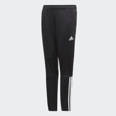 Pantaloni da allenamento Regista 18 Nero Bambini Fitness & Training