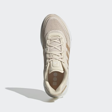 Women Running Beige Supernova Swarovski® Shoes