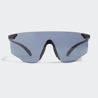 Running Sport Sonnenbrille SP0031-H Schwarz