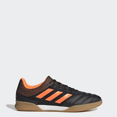 Men Football Black Copa 20.3 Sala Indoor Boots