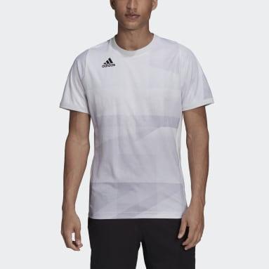 T-shirt da tennis Freelift Tokyo HEAT.RDY Bianco Uomo Tennis