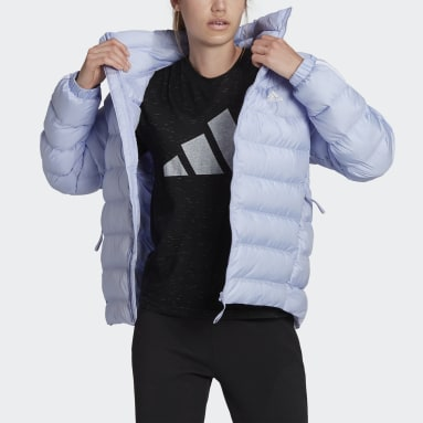 Itavic 3-Stripes Midweight Jacket Fioletowy