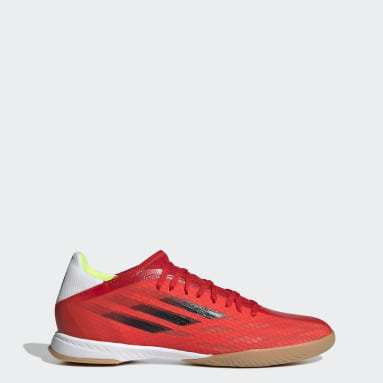 Football Red X Speedflow.3 Indoor Boots