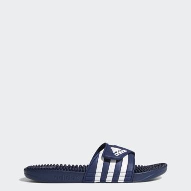 Zimní Sporty modrá Pantofle Adissage