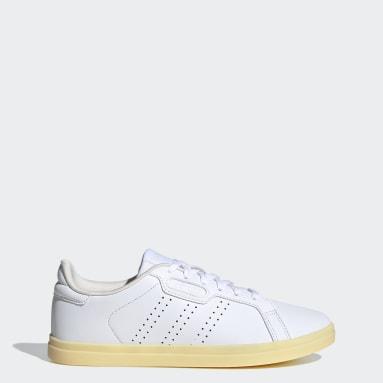 Women Sportswear White Courtpoint CL X Shoes