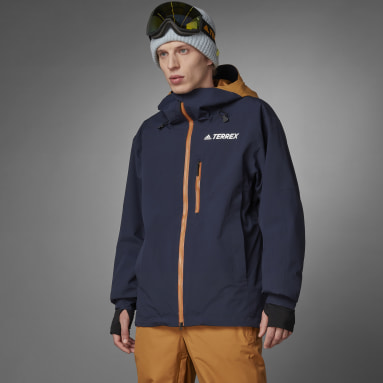 Men TERREX Blue Resort Three-in-One Jacket