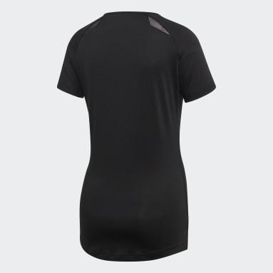 Camiseta Hi Lo Negro Mujer Squash