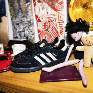 Originals Black Maite Samba ADV Shoes