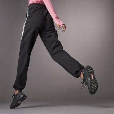 Kvinder Sportswear Sort Hyperglam High-Rise joggingbukser 