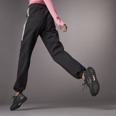Pants Hyperglam Corte Alto  Negro Mujer Sportswear