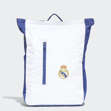 Real Madrid Ryggsekk Hvit