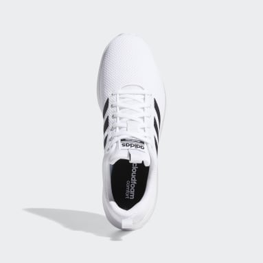 Chaussure Lite Racer CLN Blanc Hommes Marche