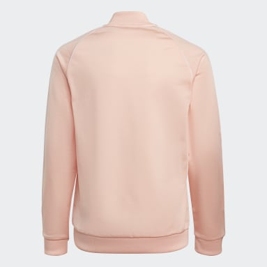 Adicolor SST Treningsjakke Rosa
