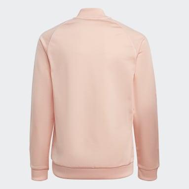 розовый Олимпийка Adicolor SST