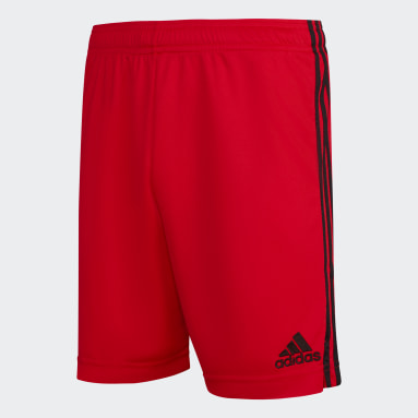 Shorts Visitante River Plate 20/21 Rojo Hombre Fútbol