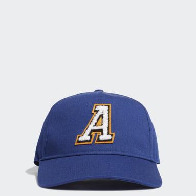 Training Blue Logo Baseball Cap