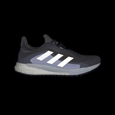 Chaussure SolarGlide 4 GORE-TEX Gris Femmes Running