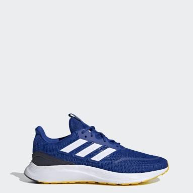 Tenis Energyfalcon Azul Hombre Caminar