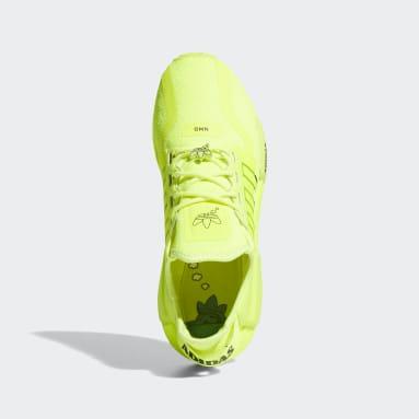Originals Yellow NMD_R1 V2 Shoes