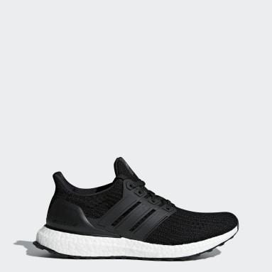 Women Running Black Ultraboost Shoes