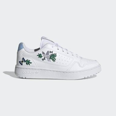 Girls Originals White NY 90 Shoes