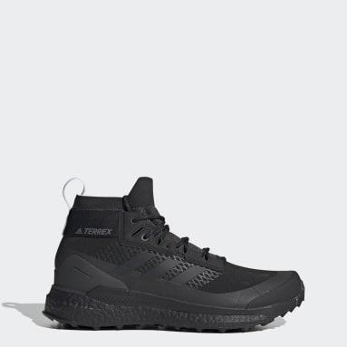 Men's TERREX Black Terrex Free Hiker Gore-Tex Hiking Shoes