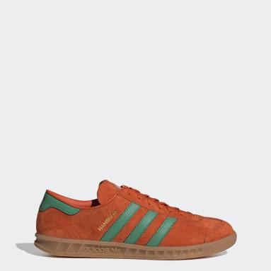 Originals Orange Hamburg Shoes