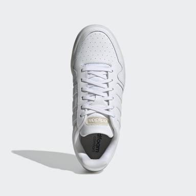 Scarpe Postmove Bianco Donna Basket