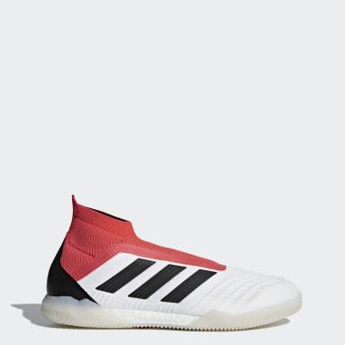 Calzado Predator Tango 18+ Indoor Blanco Hombre Fútbol
