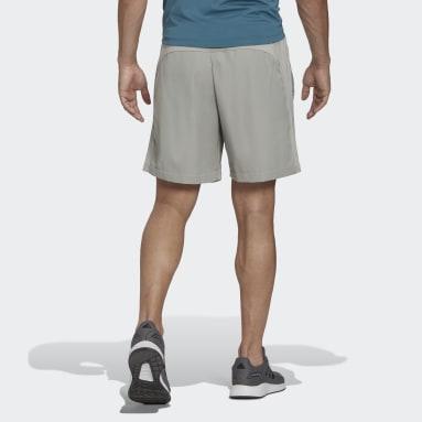 Shorts AEROREADY Designed 2 Move Sport Antidesgarre Plomo Hombre Training