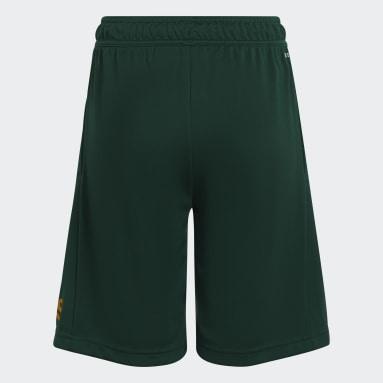 Shorts Designed 2 Move Verde Meninos Training