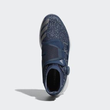 Women Golf Blue ZG21 Motion Primegreen BOA Mid-Cut Golf Shoes