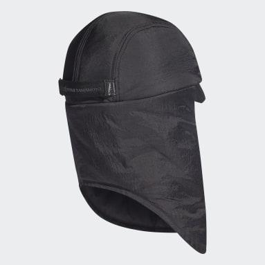 Y-3 Cocoon Hat Nero Y-3