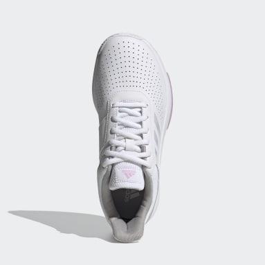 Women Sportswear White Courtsmash Shoes