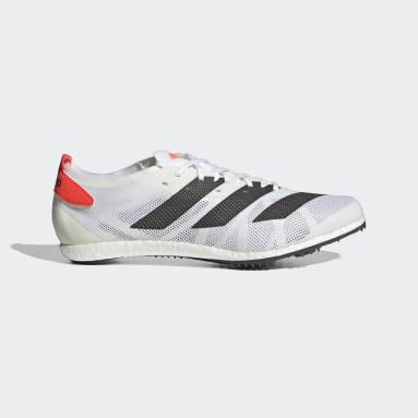 Chaussure Adizero Avanti Tokyo Blanc Athlétisme