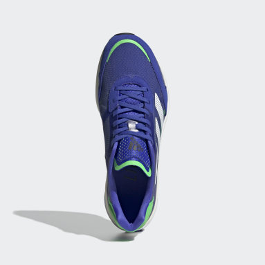 Männer Running Adizero Boston 10 Laufschuh Blau