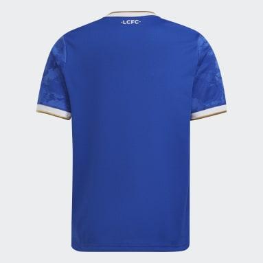 Leicester City FC Hjemmetrøye Blå