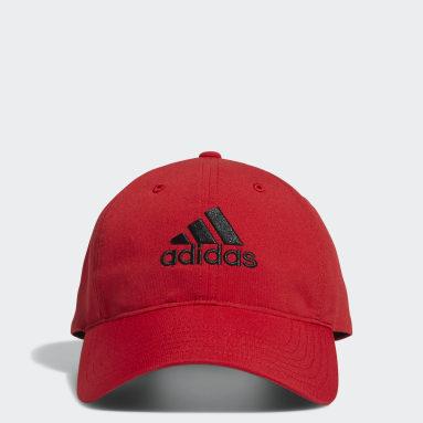 Herr Golf Röd EU PERFORM CAP