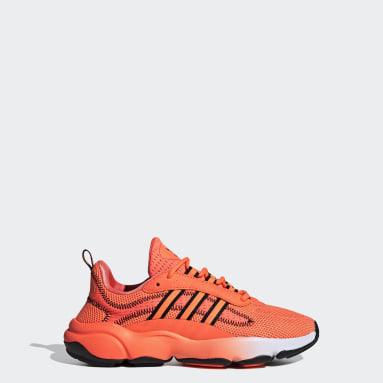 Youth 8-16 Years Originals Orange Haiwee Shoes