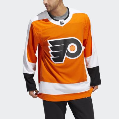 Men's Hockey Orange Flyers Home Authentic Jersey