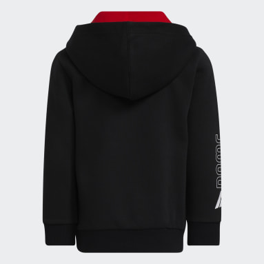 Sweat-shirt adidas x LEGO® Pullover Damian Lillard Noir Enfants Basketball