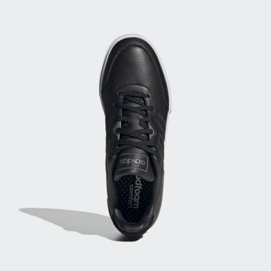 Men Sport Inspired Black Clubcourt Shoes
