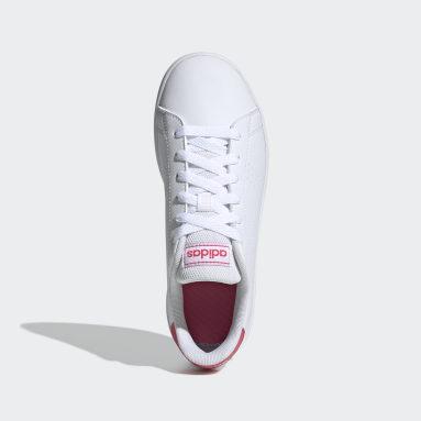 Chaussure Advantage Blanc Filles Sportswear