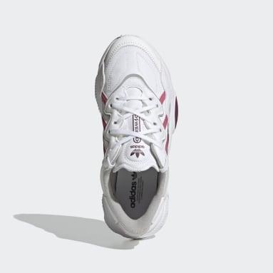 Women's Originals White OZWEEGO Shoes