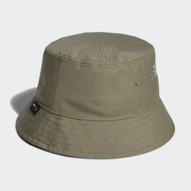Training Green Future Icons Bucket Hat