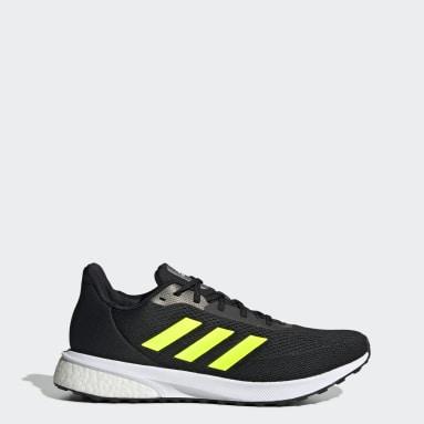 Tenis Astrarun Negro Hombre Running